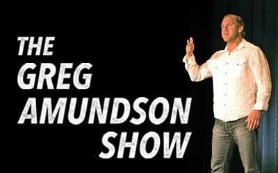 The Greg Amundson Show: The Inaugural Episode